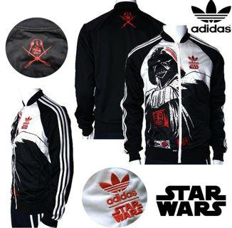 Adidas x Starwars Darth Vader Jacket