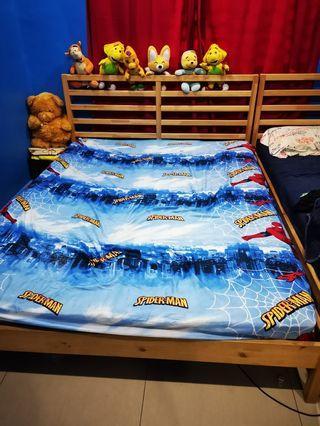Kids Bed frame & Mattress
