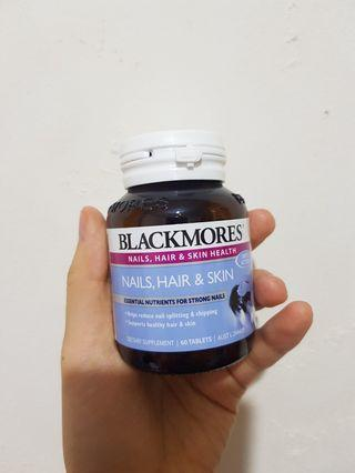 Blackmores Nails, hair & skin (ORI & NEW)