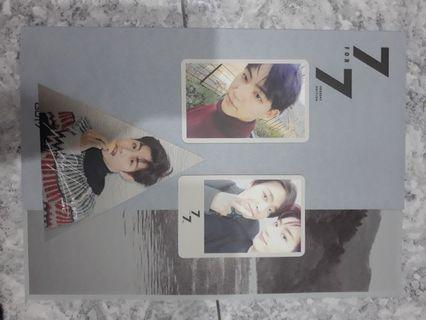 [WTS] GOT7 7for7 Unsealed Present Edition