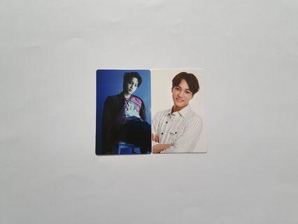 Exo kai photocard