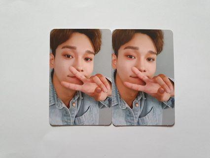 Exo chen jongdae photocard