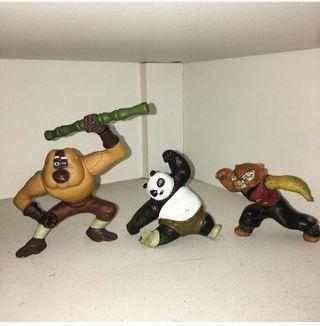 Kungfu panda for mcdonald - sepaket