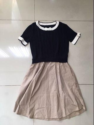 No Brand Korean Dress