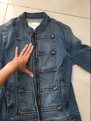 Denim Jacket INDIGO