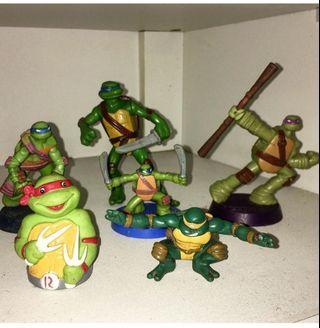 Turtle ninja - family