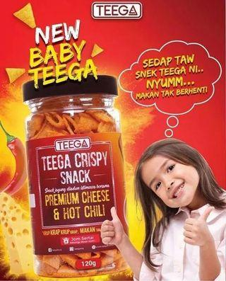 Teega Snack Crispy