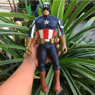 Captain marvel toys