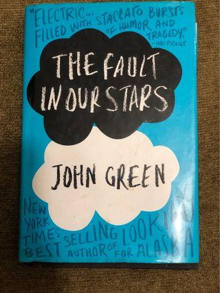 The Fault in Our Stars by John Green English Version