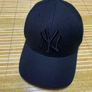 MLB NY洋基棒球帽 正品