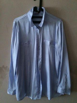 REPRICE Esprit blue shirt