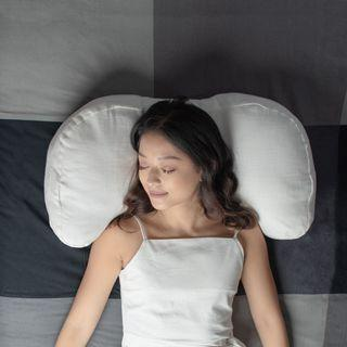 Mpillow - Compartmented Customisable Ergonomic Pillow