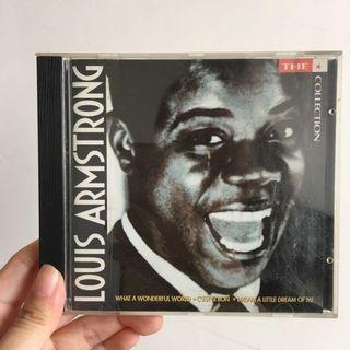路易斯阿姆斯壯 爵士專輯CD