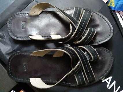 🚚 Authentic Hugo boss sandals