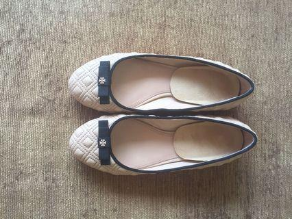 Tory Burch Marion Quilted Flat