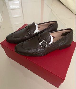 Salvatore Ferragamo shoes America Hickary calf sz 6.5