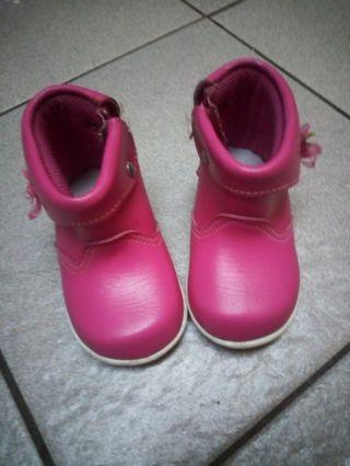 Baby Wang pink shoes 1-2 th