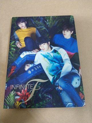 (Free Shipping) Infinite F 恋のサイン Japanese Single Album