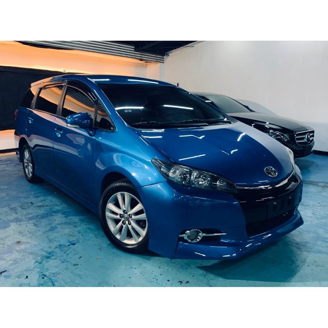 正2010年 頂級新款Toyota Wish 2.0G 真心只賣您25.8萬