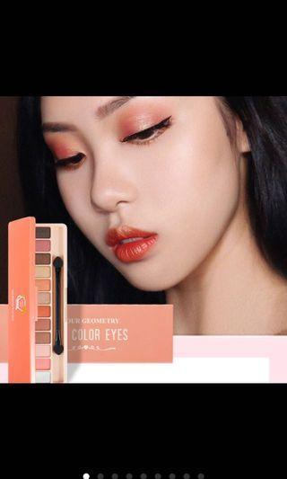 Eyeshadow palette murah import
