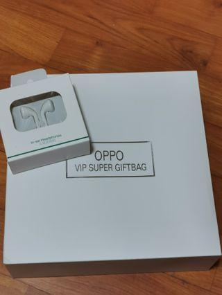 Oppo VIP Super Giftbag
