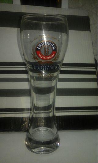 4 erdinger glass