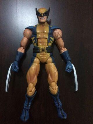 Marvel Legends Toybiz Wolverine