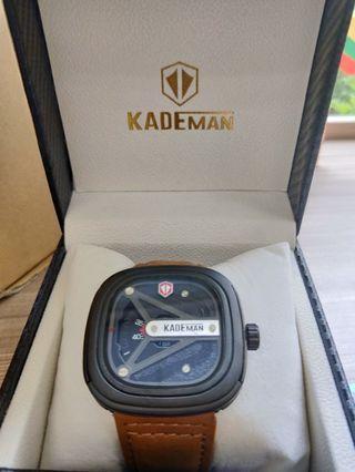 KADEMAN經典錶