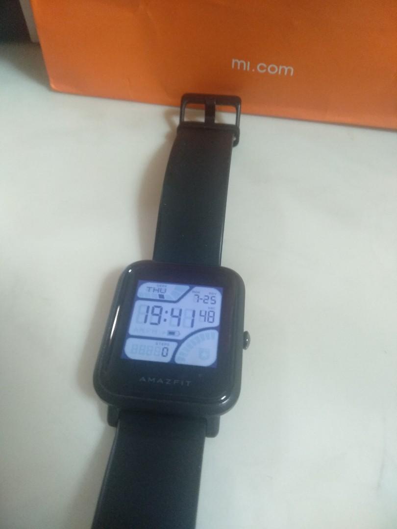小米手錶 AMAZFIT米動手錶青春版