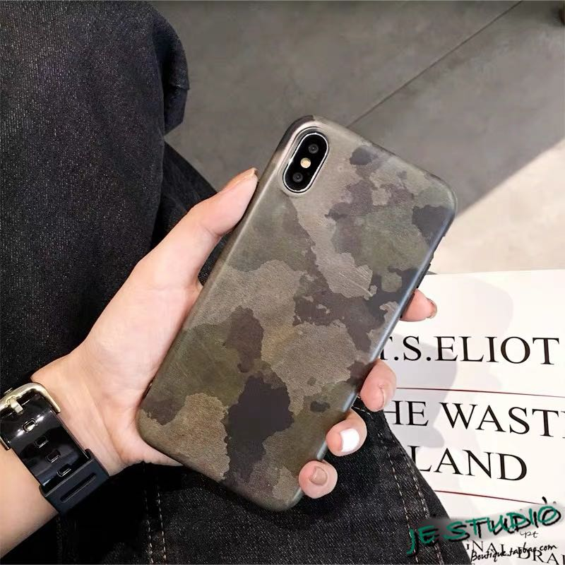 check out e1600 20058 📱 Army Print Case - iPhone X/XS/XS Max