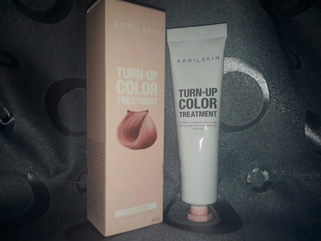 April skin turn up color treatment