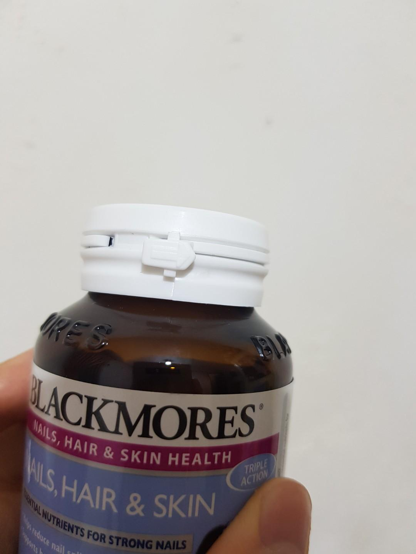 Blackmores Nails, hair & skin (ORI & NEW)