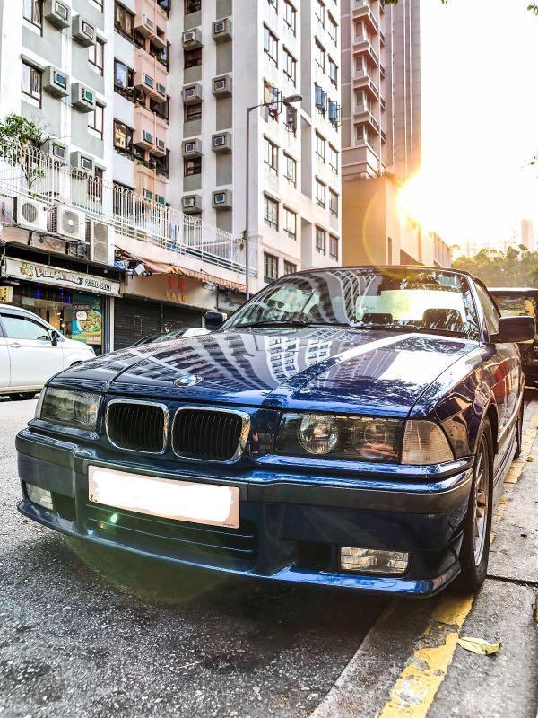 BMW 318I (E36) 1993