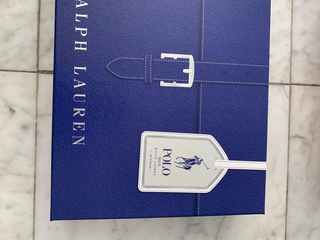 Brand new Authentic Ralph Lauren men's polo blue perfume EDP