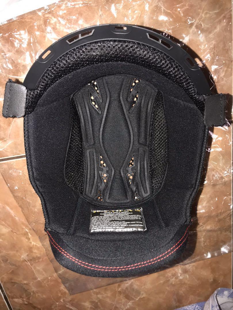 Busa pipi kepala helm zeus 811   ZS-811 original