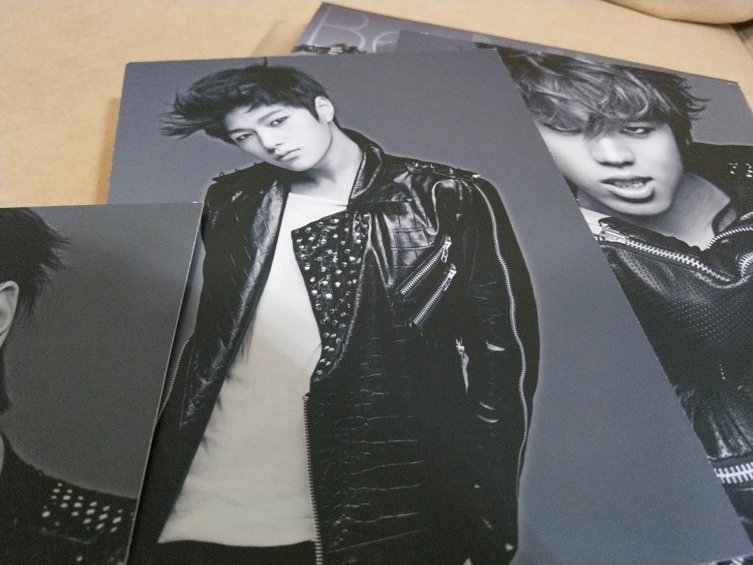 (Free Shipping) Infinite Be Mine Japanese Single CD+DVD
