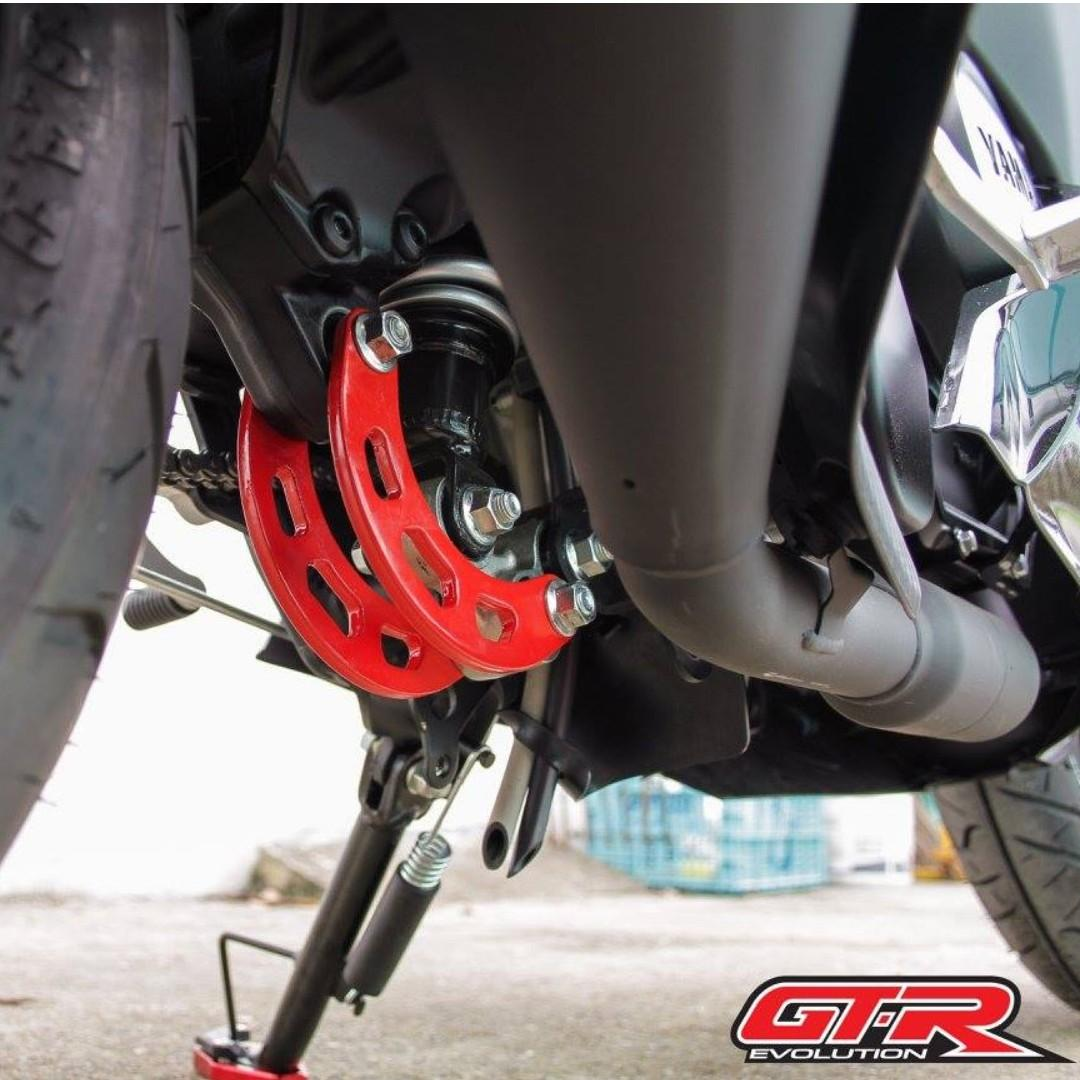 GTR Evolution Yamaha MT-15 M-Slaz Xabre R15 V1 V2 V3