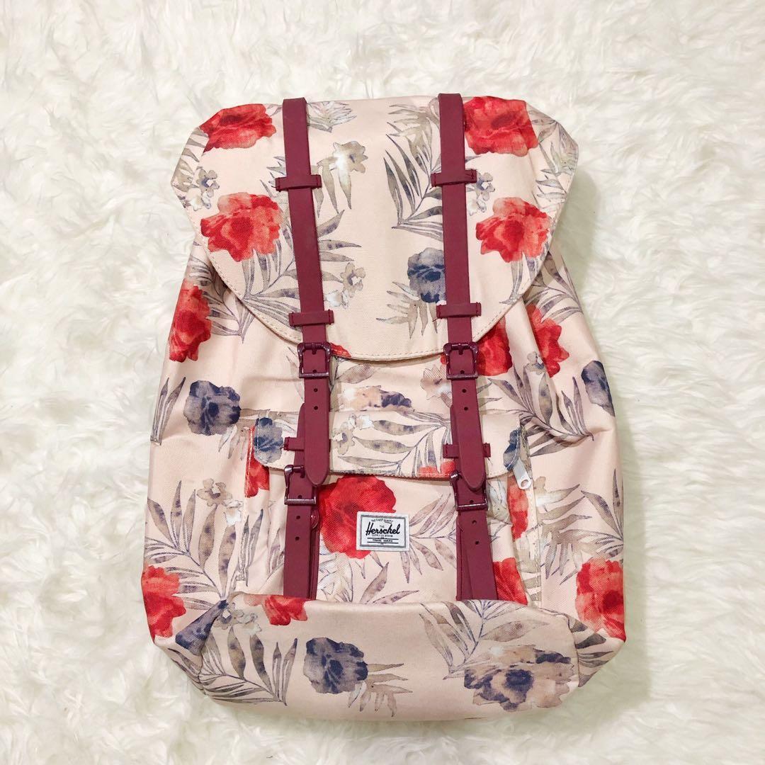 #LalamoveCarousell #HBDCarousell Herschell backpack bag/herschell pelican/herschell little america/laptop bag