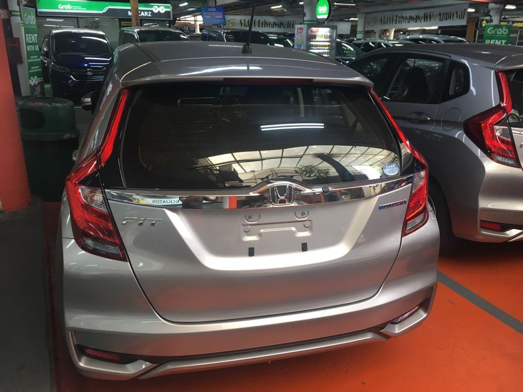 Honda Fit 1.5 Hybrid New facelift 2019 BRAND NEW !!!!!