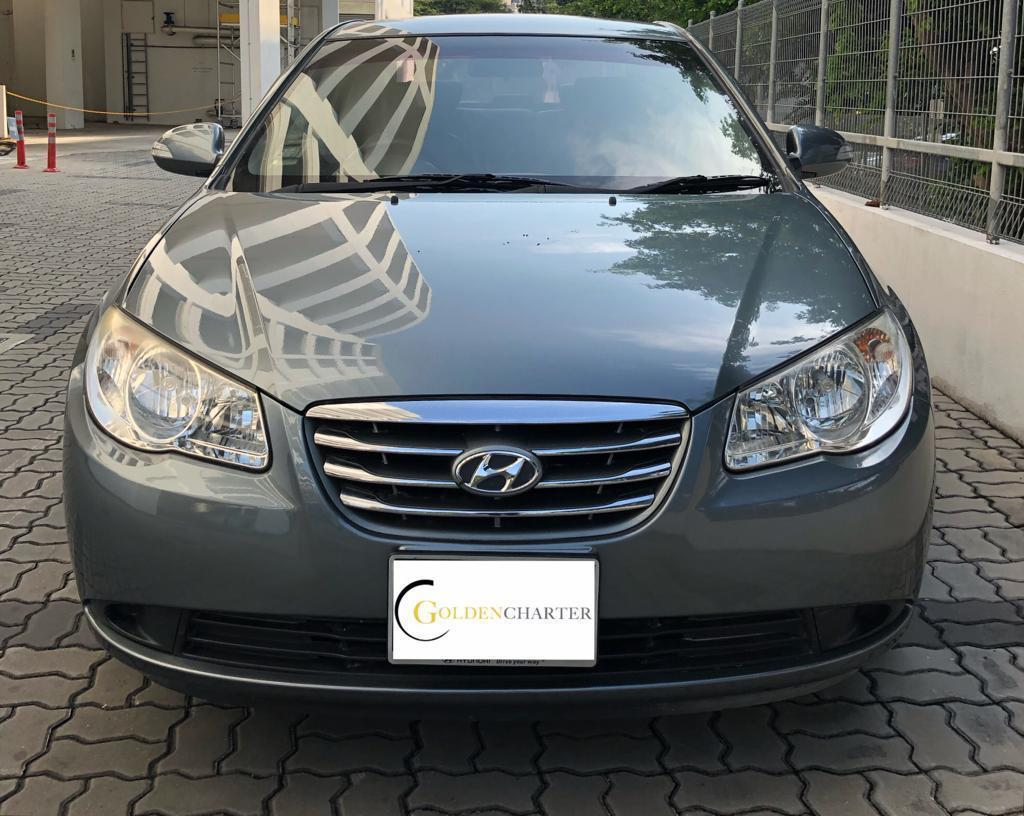Hyundai Avante Cheapest rental GoJek Grab or Personal use