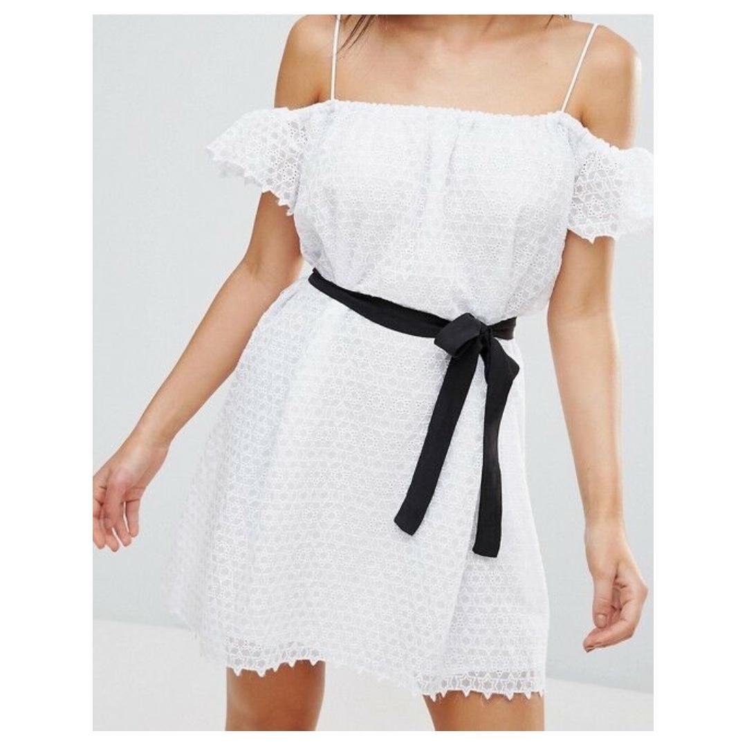 Little White Lies Veronique Cold Shoulder Dress from ASOS