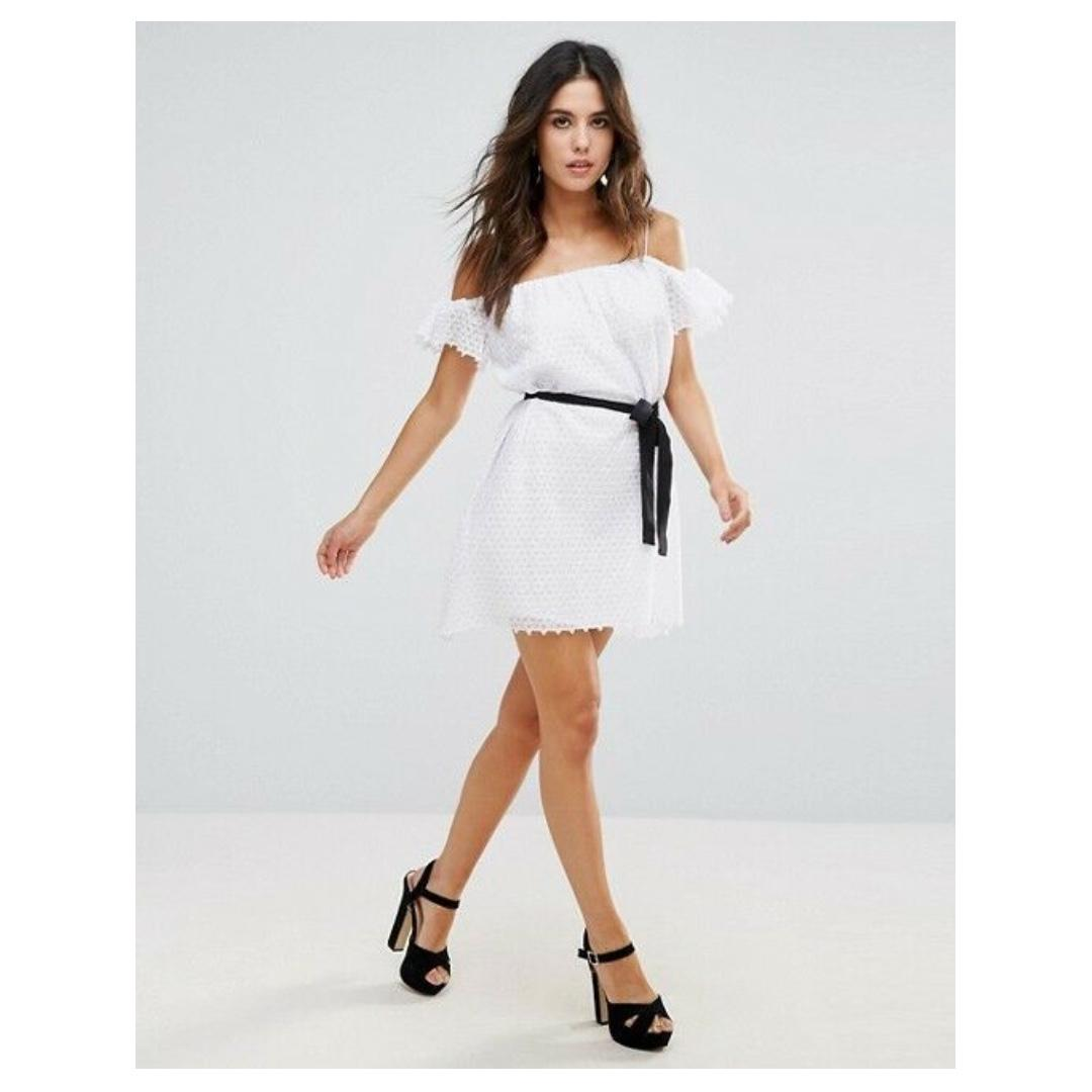 Little White Lies Veronique Cold Shoulder Dress from ASOS