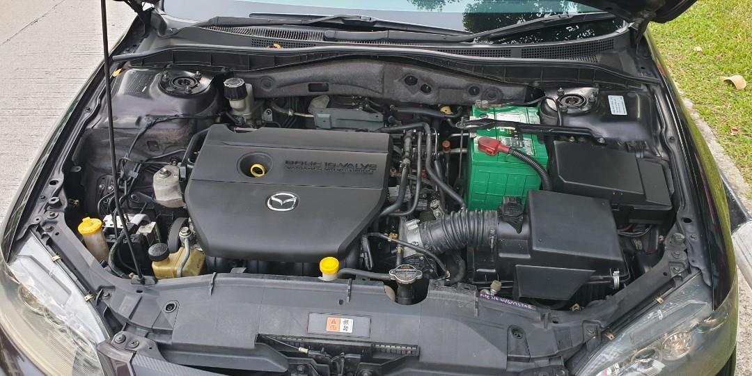 Mazda 6 2.0 SP Sedan Auto