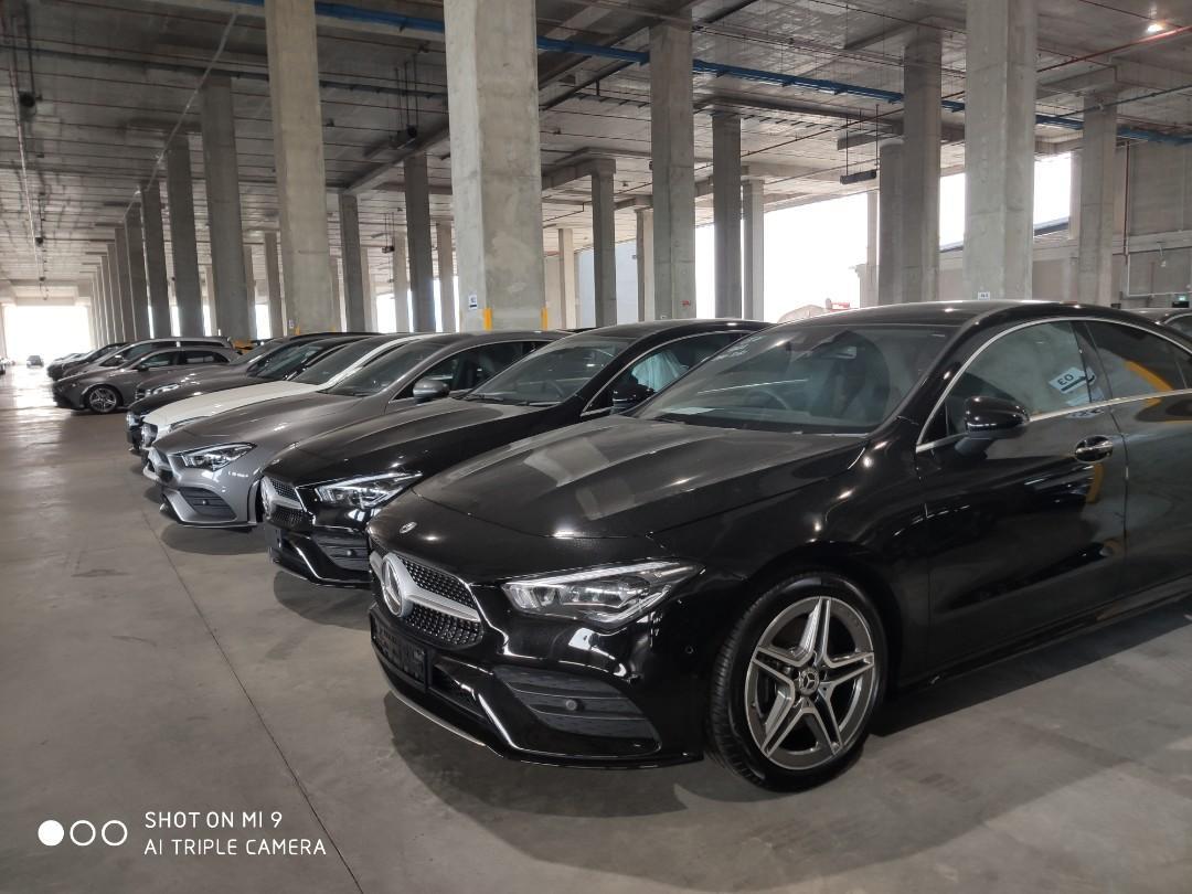 Mercedes Benz *ACE* series A35 CLA180/200 C200 E200