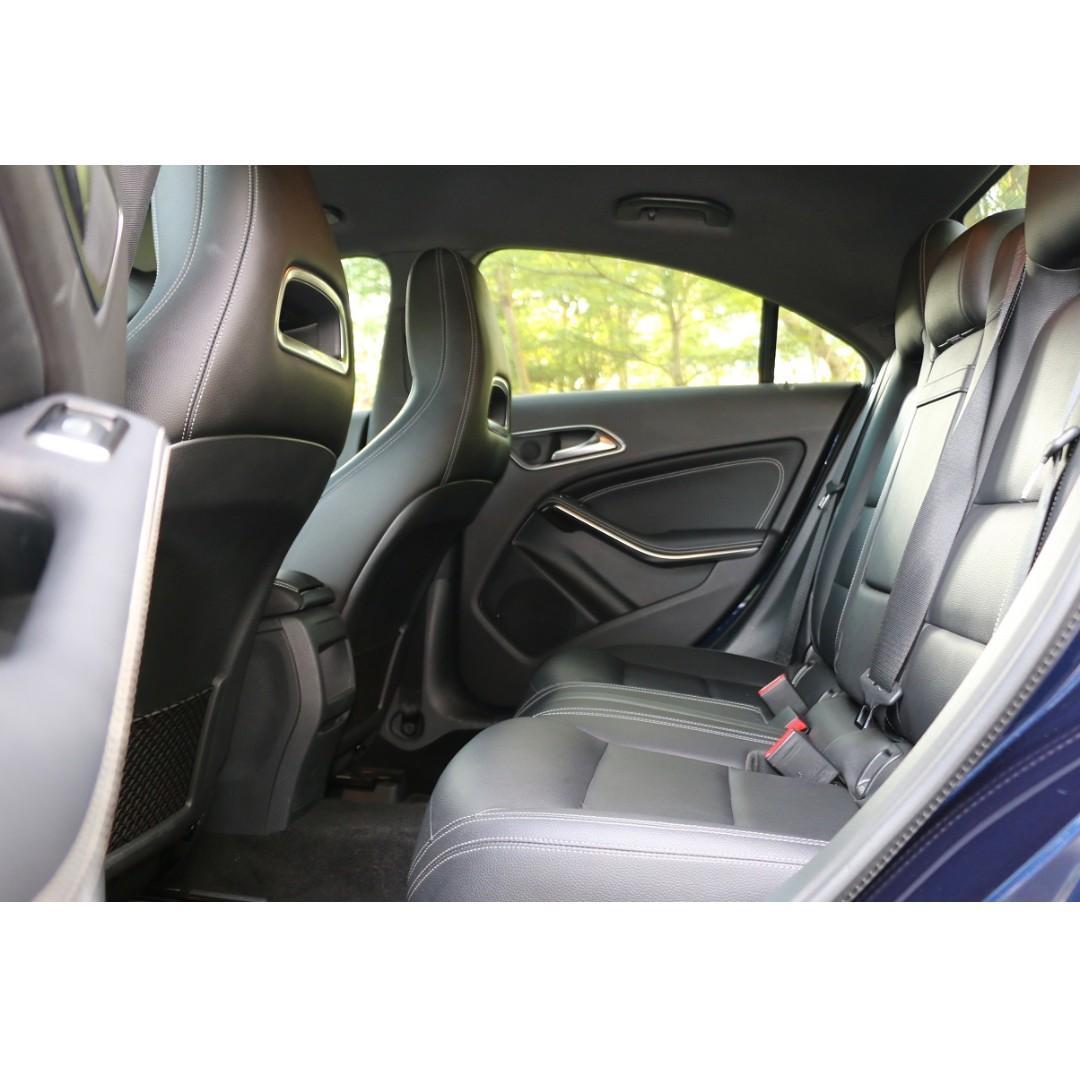 Mercedes-Benz CLA180 Coupe Auto