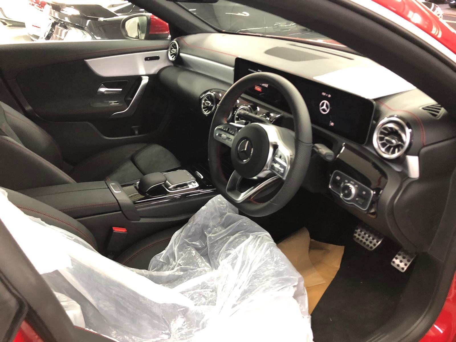 Mercedes-Benz CLA-Class 2019 CLA200 AMG Premium AUTO