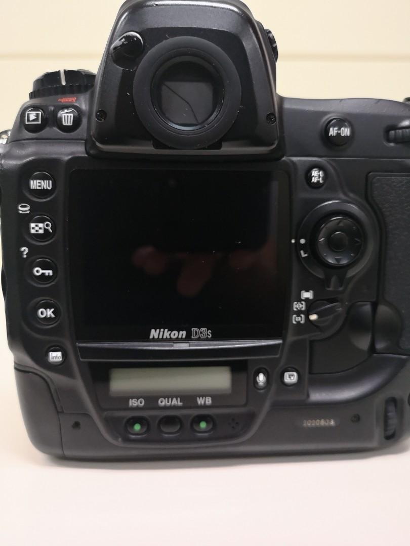Nikon D3s Full frame, Photography, Cameras, DSLR on Carousell