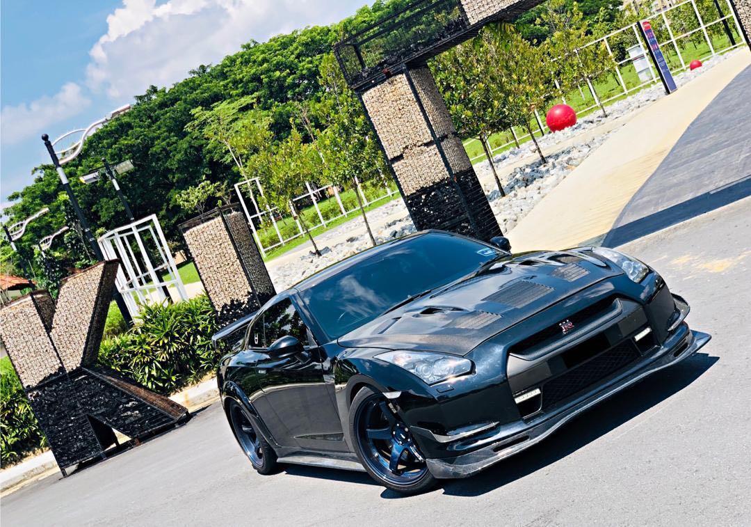 Nissan GTR35 Premium 3.8 UK spec (38000++ mileage)