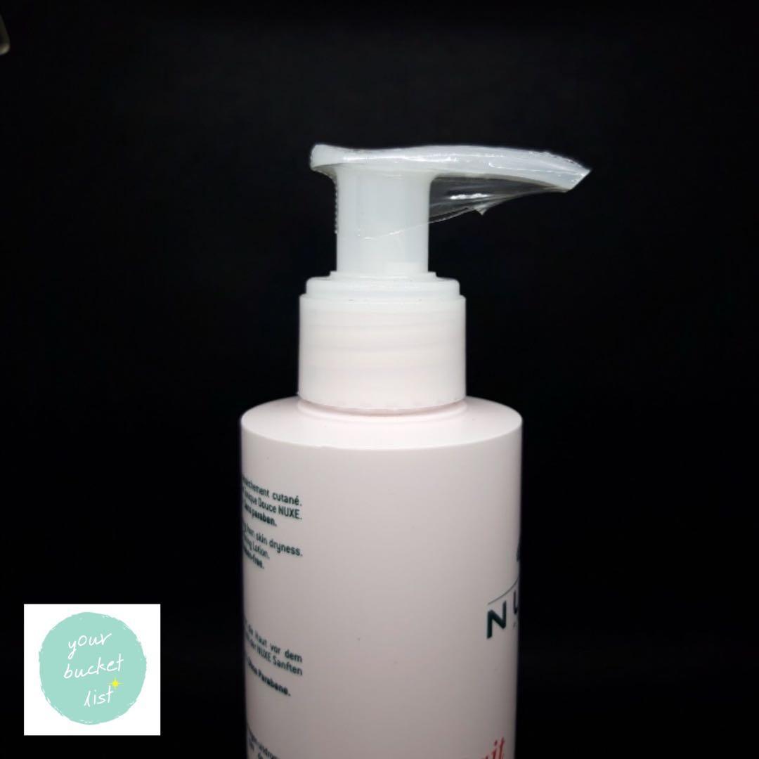 NUXE Comforting Cleansing Milk 200ml