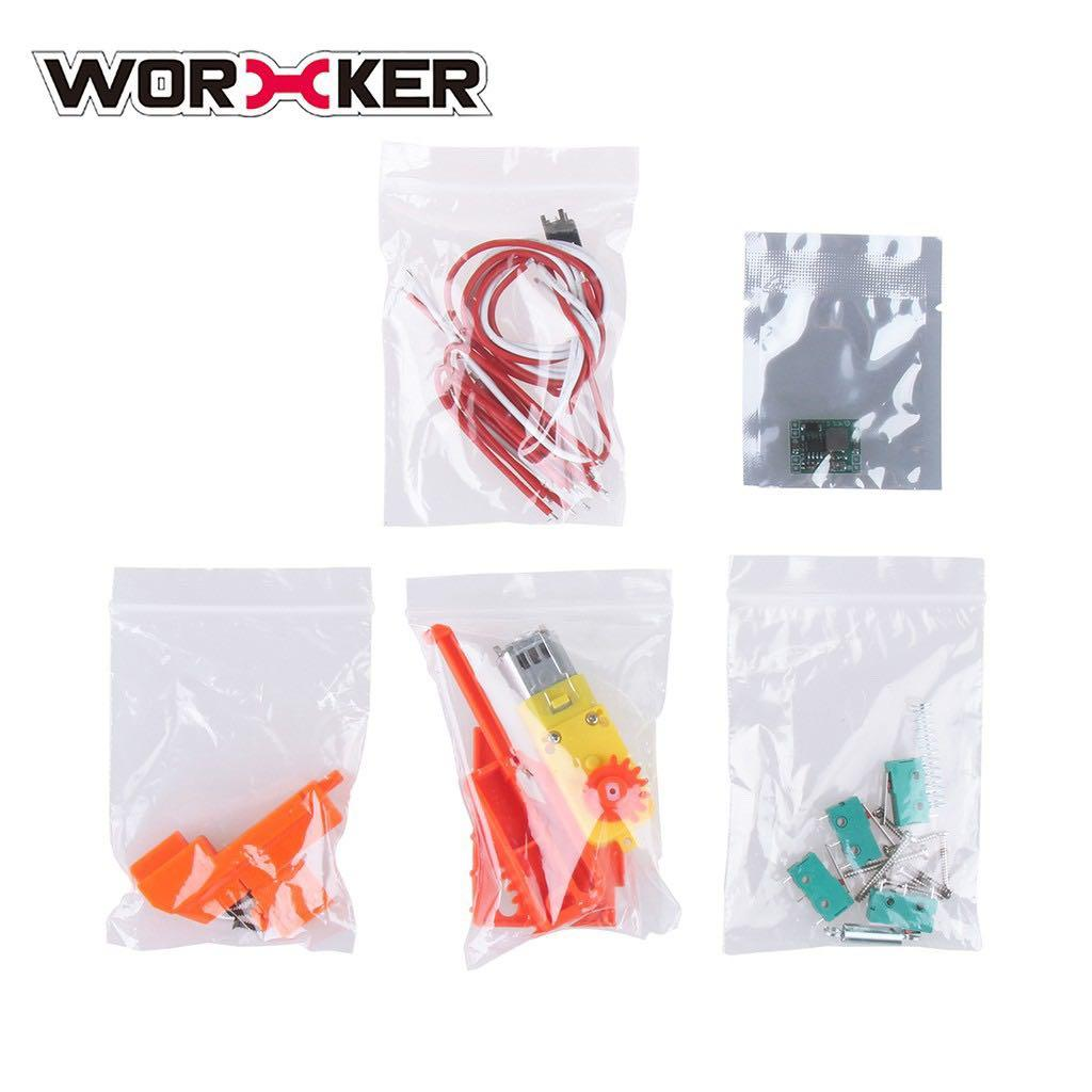[PO] Worker STF Fully Automatic Kit for Nerf Stryfe